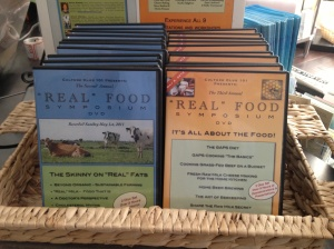 Real Food DVD 1