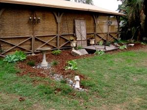 Rain Garden in December