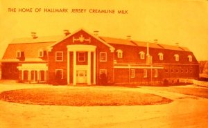Hallmark Farm's State-of-the-Art Dairy Barn